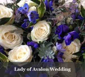 Lady of Avalon Wedding
