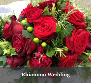 Rhiannon Wedding
