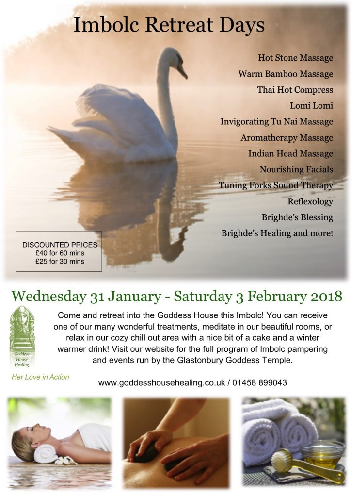 Imbolc Retreat Days